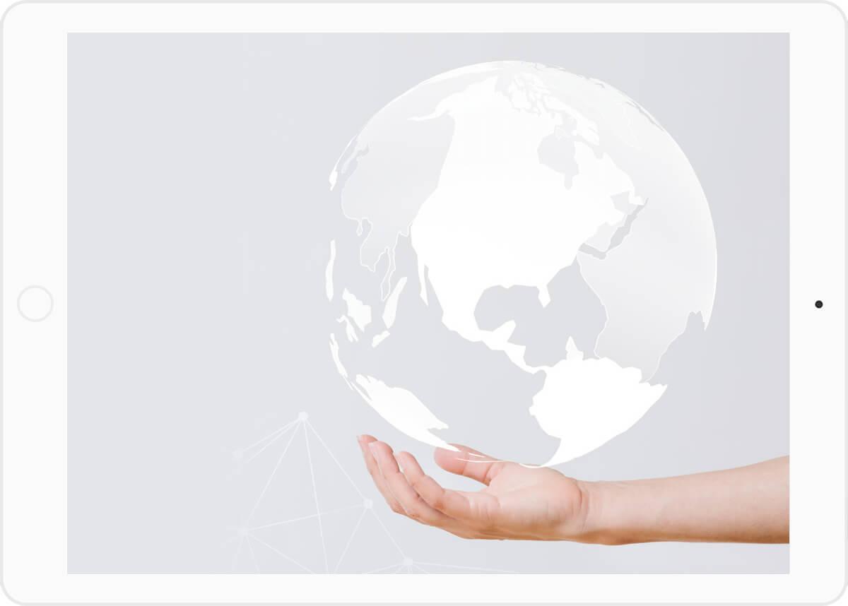 Ein Vertrag zur globalen Vernetzung