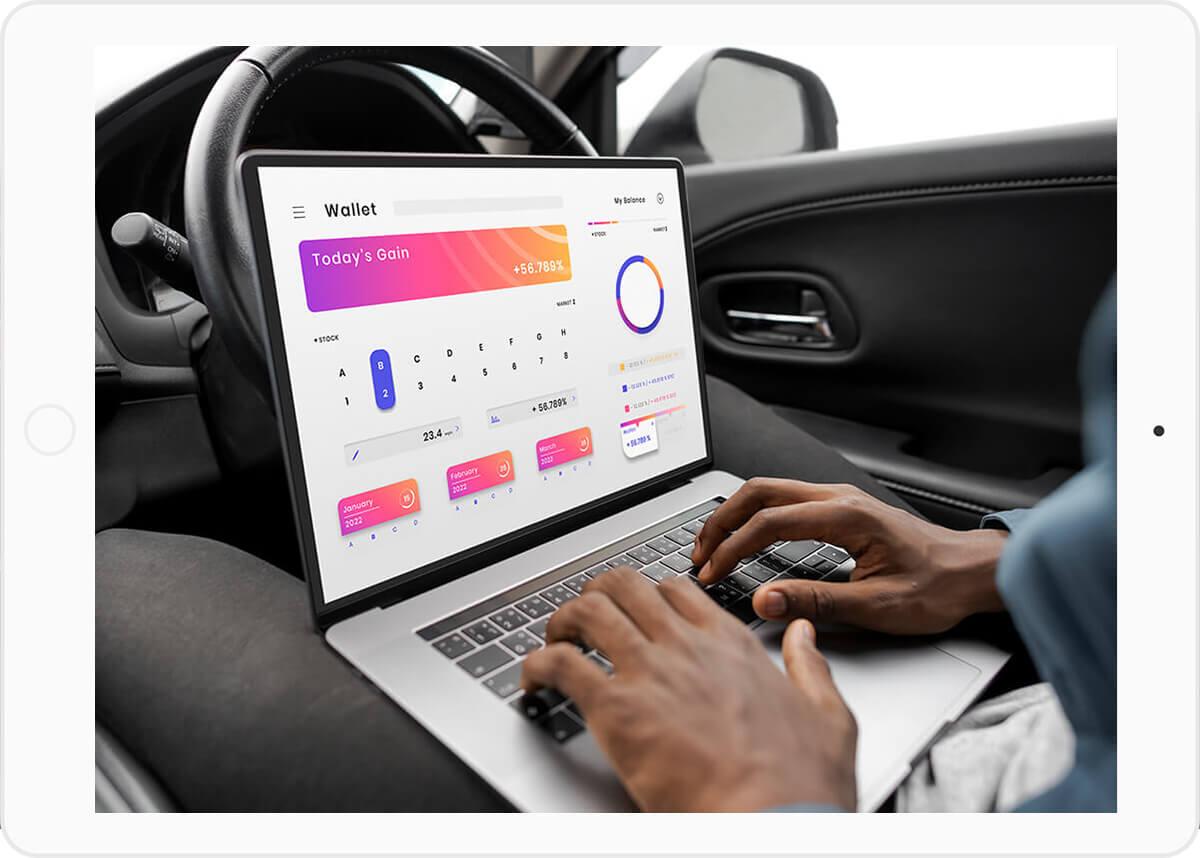 Autonom fahrende Fahrzeuge steigern die Effizienz