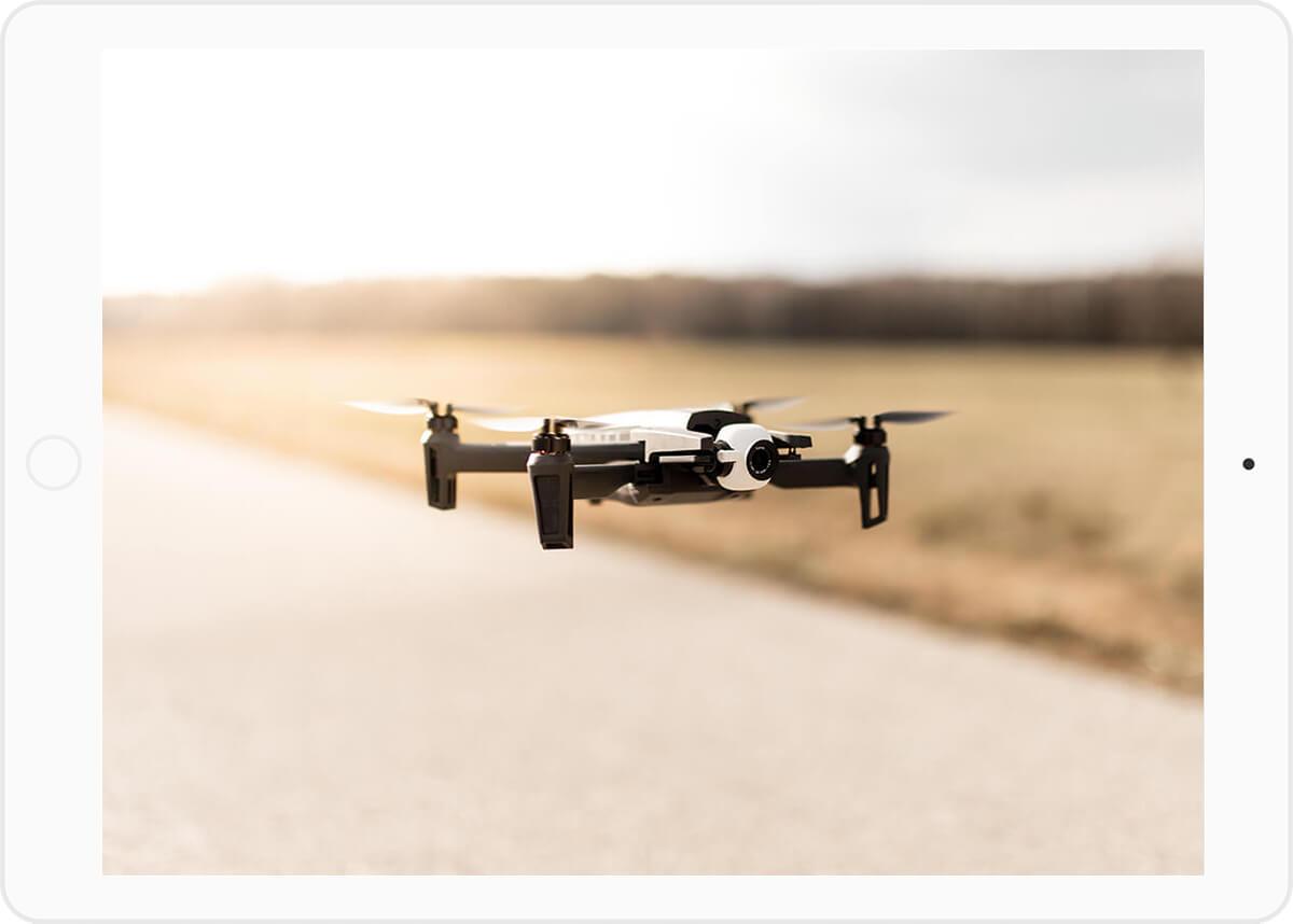 Drohnen werden vermehrt bei Such- und Rettungseinsätzen genutzt und retten Leben