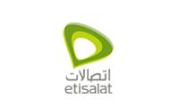 Logo des Referenzkunden etisalat