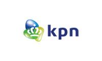 Logo des Referenzkunden kpn