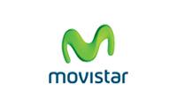 Logo des Referenzkunden movistar