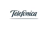 Logo des Referenzkunden Telefonica