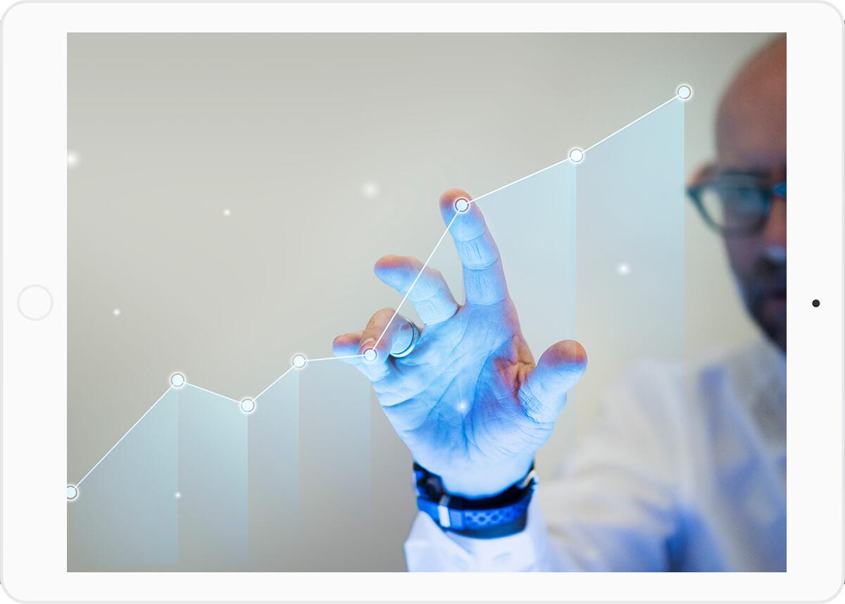 Geringes Investitionsrisiko dank smarter Tarife
